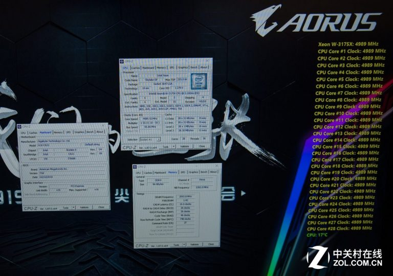 Gigabyte-C621-AORUS-Xtreme-Motherboard-Event-10-1480x1041
